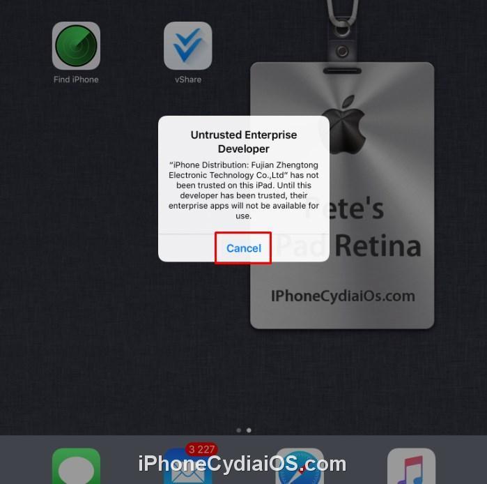 ipa invalide installous 5 fix 2