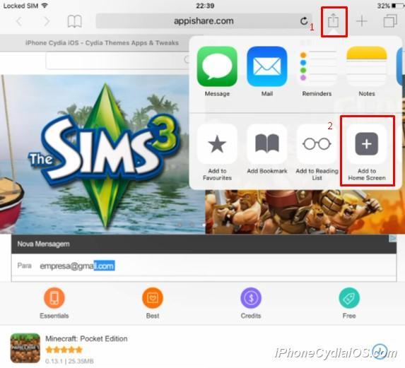 Install AppiShare on iOS 9_2