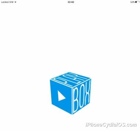 Install AppiShare on iOS 9_9 - Play Box running