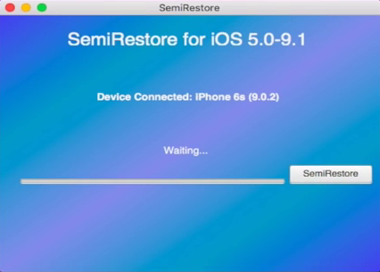 Restore iOS 9, 9.0.2 & 9.1 Without Losing Jailbreak - 7
