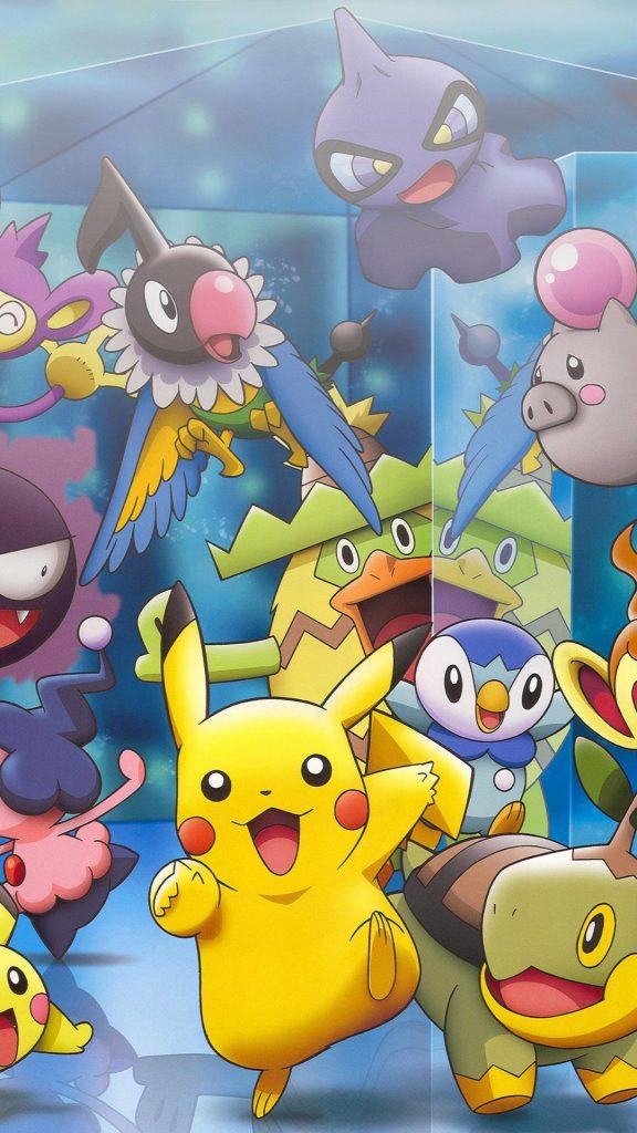 Pokemon Go Wallpapers Pokemons