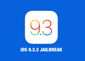iOS 9.3.3 Jailbreal Without Computer