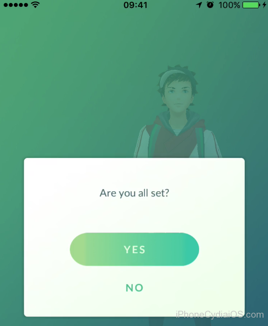 install pokemon go ios 9 - are you set