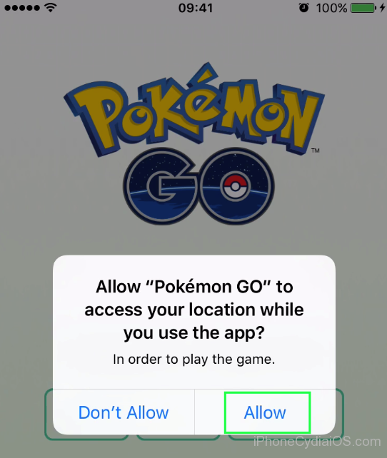install pokemon go ios 9 - install pokemon go allow