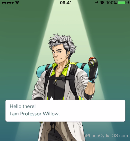 install pokemon go ios 9 - professor