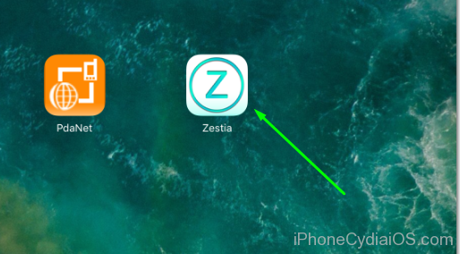 Download and Install Zestia on iOS - 5