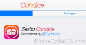 Zestia iOS Cydia Alternative