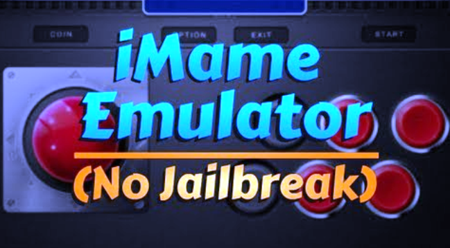 iMame Emulator No Jailbreak