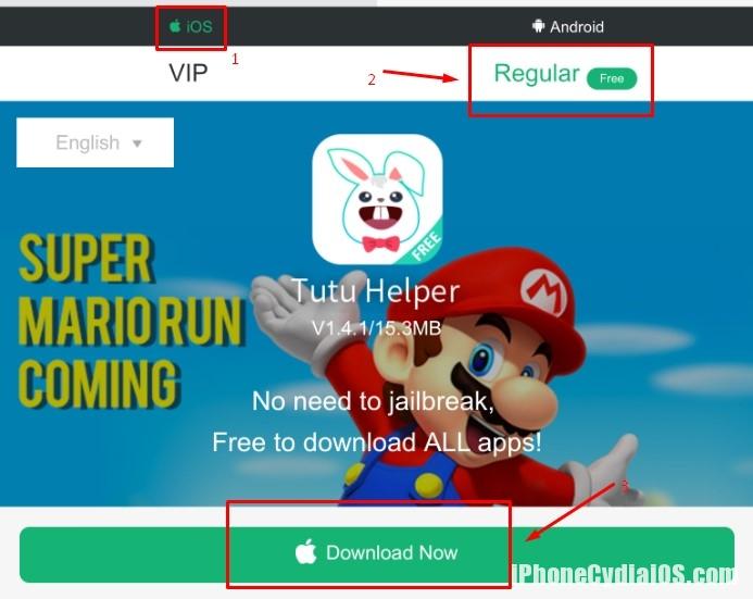 🏷️ Download tutu helper app installation | TutuApp APK v3 2 6