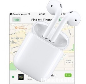 How To Use Find My AirPods in iOS 10